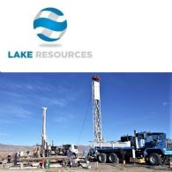 Lake Resources NL (ASX:LKE) Interview - High Grade Cauchari Brine Results