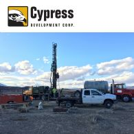 VIDEO: Ellis Martin Report: Cypress Development Corp. (CVE:CYP) (OTCMKTS:CYDVF) Update on Prefeasibility Study for Company's Large Clayton Valley Lithium Project in Nevada