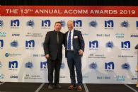 Speedcast (ASX:SDA) Wins ACOMMS Innovation Award for SIGMA Gateway Secure Connectivity Platform