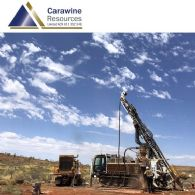 Carawine Resources Ltd (ASX:CWX) Copper-Gold Porphyry Targets at Hill 800