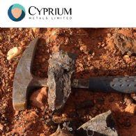 Cyprium Metals Ltd (ASX:CYM) Quarterly Activities Report