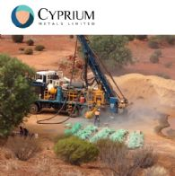 Cyprium Metals Limited (ASX:CYM) High Grade Copper at the Cue Copper Project
