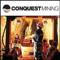 Conquest Mining (ASX:CQT)