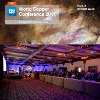 Inscríbase en la Conferencia Mundial del Cobre