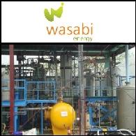 Wasabi Energy (ASX:WAS)