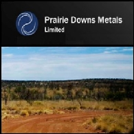 Prairie Downs Metals (ASX:PDZ)