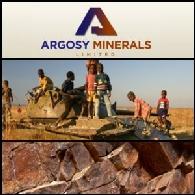 Argosy Minerals (ASX:AGY)