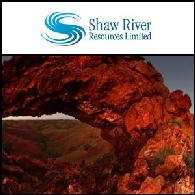 Shaw River (ASX:SRR)