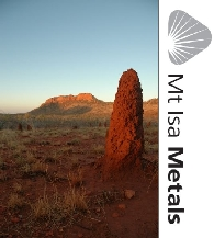 Mt Isa Metals Limited (ASX:MET)