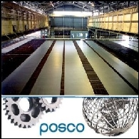 POSCO(SEO:005490)