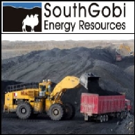 SouthGobi Energy Resources Ltd., (CVE:SGQ)