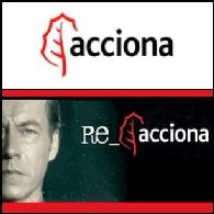 Acciona SA (MCE:ANA)
