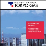 Tokyo Gas Co. (TYO:9531)