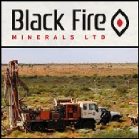 Black Fire Minerals (ASX:BFE)