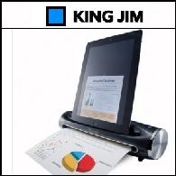 2012년 1월 19일 아시아 현장보고서: King Jim (TYO:7962), 아이패드 전용 스캐너 iScamil 발표