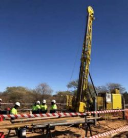 Recent KML drilling operations