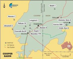 Cooper Basin Oil and Gas Exploration and Development