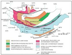 Regional Geology and Tectonic Setting of Kharmagtai