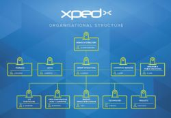 Xped Organisational Structure