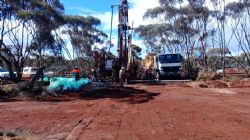 Follow up drilling underway at the Jacques Find and Yolande gold prospects