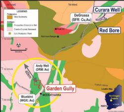 Garden Gully regional location