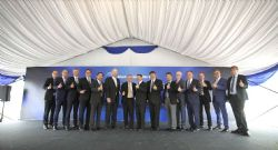Altech's board of directors, dignitaries and global partner representatives
