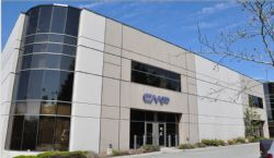 CMP's expanded facility in B.C. Canada