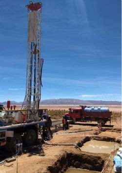 Lake's Cauchari Lithium Project