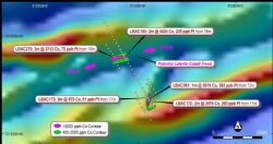 Cobalt Prospect – Air Core Drilling Significant Intercepts