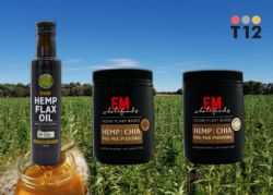 T12 Hemp Food Products