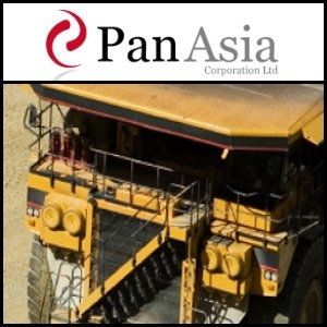 2010年9月17日澳洲股市:Pan Asia Corporation Limited (ASX:PZC)TCM煤项目再传捷报