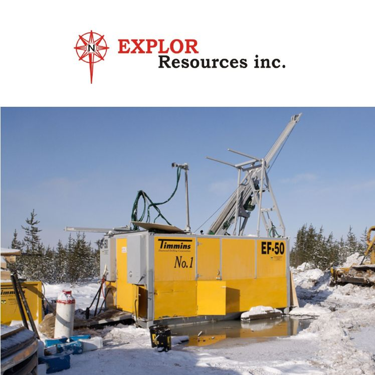 Explor Resources Inc. (CVE:EXS)扩大金矿地产