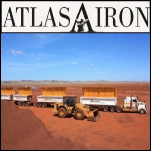 Atlas Iron Limited (ASX:AGO)與必和必拓(ASX:BHP)達成基礎設施合作備忘錄