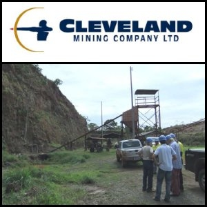 Cleveland Mining Company Limited (ASX:CDG)任命Russell Scrimshaw為非執行董事