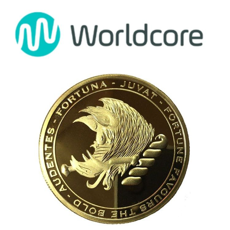 Worldcore.Trade 上市GoldFund (CRYPTO:GFUN)
