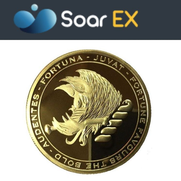 GoldFund (CRYPTO:GFUN)在Soar Exchange掛牌上市