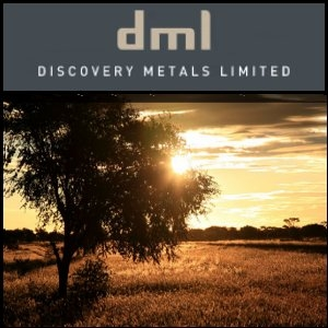 Australian Market Report of September 28, 2010: Discovery Metals Limited (ASX:DML) Renewed Seven Copper Exploration Licences In Botswana