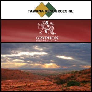 Australian Market Report of December 1, 2010: Tawana Resources (ASX:TAW) Announced Strategic Alliance with Gryphon (ASX:GRY)