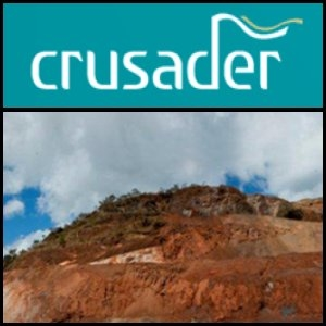 Australischer Marktbericht, 3. Februar 2011: Crusader Resources (ASX:CAS) weitet Gold-Exploration in Brasilien massiv aus