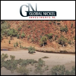 Global Nickel Investments NL (ASX:GNI) beginnt Schneckenbohrprogramm zu Goldanomalien am Jutson Rocks Projekt