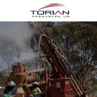 Torian Resources Limited (ASX:TNR) Investor Presentation - August 2020
