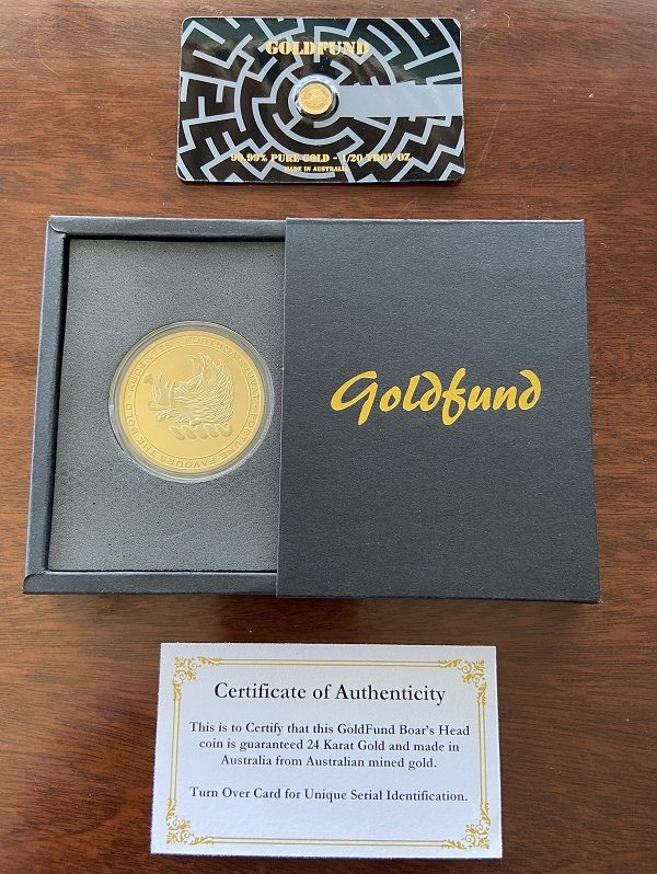 Token and Gold Coin Package