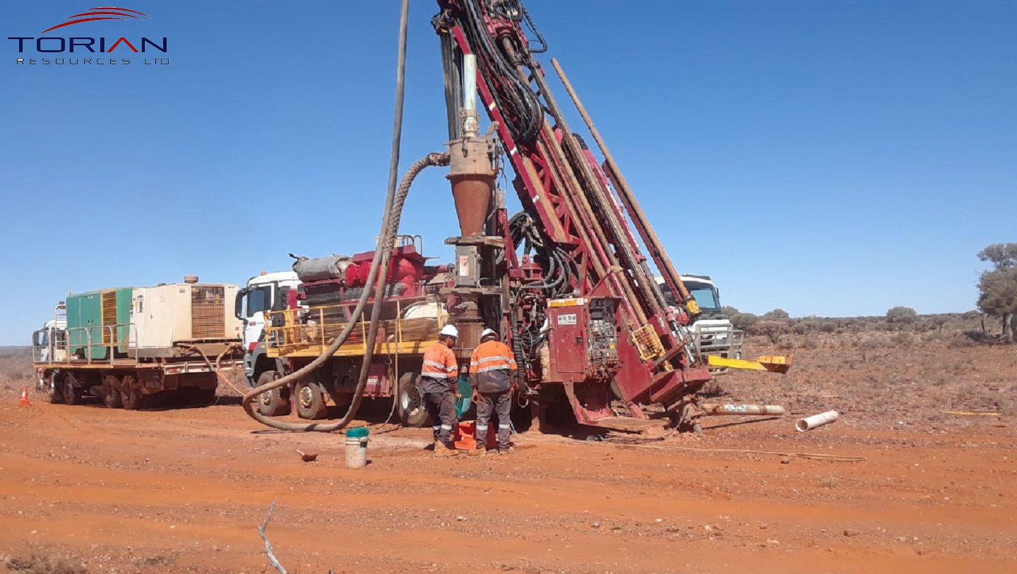 Drilling Begins at Mt Stirling Gold Project