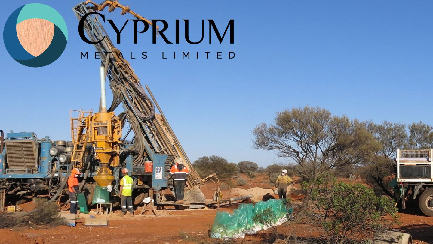 RC Drilling Commenced at Nanadie Well Copper-Gold Project