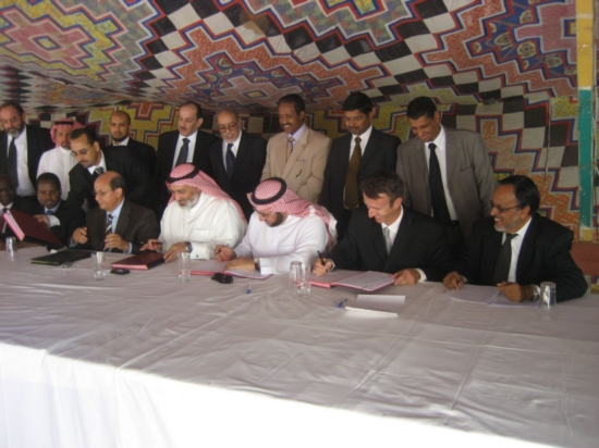 Sphere Signs MOU With Middle East