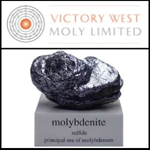 Victory West Moly Limited (ASX:VWM) Received First Tranche Commitment Fee Of A$500,000 From China Guangshou Group