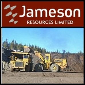 Jameson Resources Limited (ASX:JAL) Test Work Confirms Export Quality Thermal Coal At The Basin Project