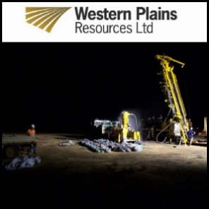 Western Plains Resources Ltd (ASX:WPG) signed a A$45 million deal with the Australian subsidiary of Wugang Iron & Steel (Group) Corp (WISCO) to sell a 50 per cent participating interest in the Hawks Nest project located within the Woomera Prohibited Area. Western Plains said today it received a letter from the Department of Defence saying that it will not support an application by a subsidiary of Wugang Iron & Steel (Group) Corp (WISCO) to the Foreign Investment Review Board for approval of the WISCO investment.