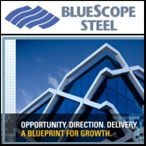 BlueScope Steel (ASX:BSL) will ramp up its Port Kembla steelworks to full capacity this quarter on the back of strong export and domestic demand after running it at a reduced rate for most of the year. The steel mill is expected to run at full capacity of 5.3 million tonnes a year in the second quarter of the financial year.
