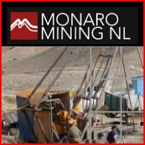 Monaro Mining (ASX:MRO) announced an independent re-evaluation of the Rio Puerco mine in New Mexico USA, resulting in a significant increase of 250% in the projects uranium resource inventory. Monaro's chairman Jim Malone said the results of this work have dramatically exceeded the company's expectations.